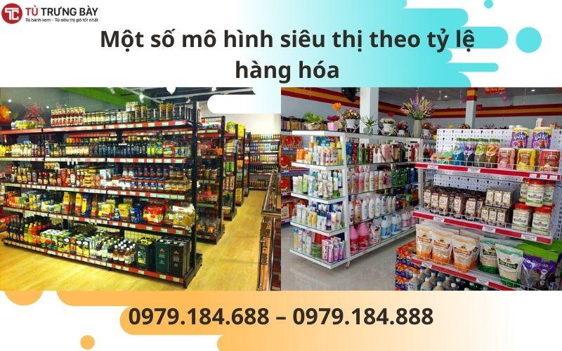 Các mô hình kinh doanh siêu thị mini (2)