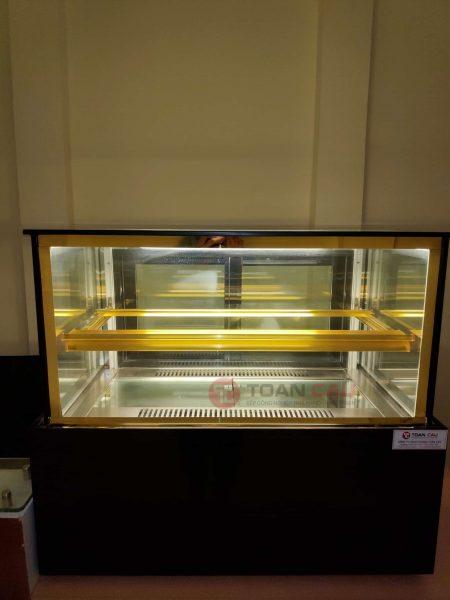 Tủ bánh kem mini để bàn