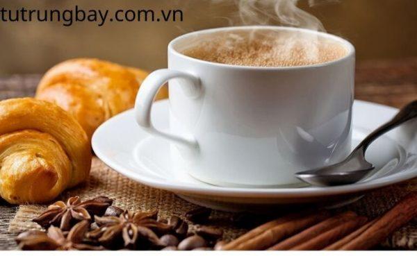 cà phê và bánh ngọt