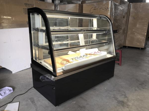 tủ bánh kem berjaya CCS18SB13-2FB