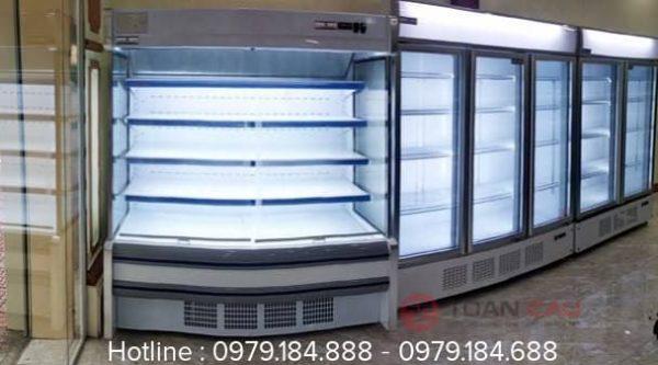 Tủ mát trưng bày siêu thị SLG-2000F