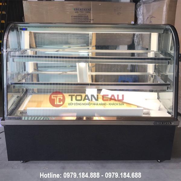 Tủ trưng bày bánh kem BERJAYA CCS15SB13-2FB