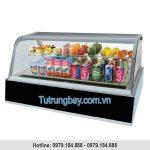 Tủ trưng bày đồ uống BERJAYA DC211