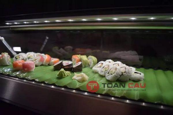 Tủ trưng bày sushi Hoshizaki HNC-180BE-L/R-S